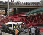 Sập cầu tại Nam Phi, 2 người thiệt mạng