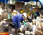 Câu chuyện mưu sinh và nhiễm độc chì ở làng nghề tái chế ắc quy