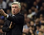 """Chủ tịch Real Madrid đứng ra """"bảo kê"""" cho HLV Ancelotti"""