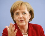 Thủ tướng Đức Angela Merkel - tầm vóc nhà lãnh đạo hàng đầu châu Âu
