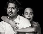 Ngọt lịm với hình ảnh mới của Angelina Jolie và Brad Pitt