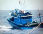 Chìm tàu câu mực ở Trường Sa: Đã vớt được 16 ngư dân