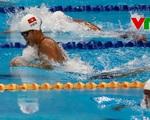 Vượt sâu kỷ lục SEA Games, Ánh Viên  vẫn mất suất dự chung kết trong gang tấc