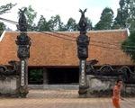 Đình, chùa cổ Bắc Bộ xuống cấp trầm trọng