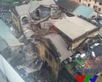 Vụ sập biệt thự cổ Hà Nội: Đã có 1 người tử vong