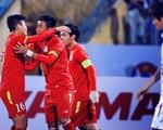 Mạnh Hùng gỡ hòa cho U23 Việt Nam