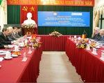 Tăng cường giao lưu nhân dân Việt Nam - Đức