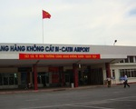Nứt đường băng sân bay Cát Bi, nhiều chuyến bay bị hoãn