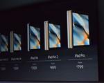 So sánh: iPad Pro đập chết một loạt siêu phẩm máy tính bảng