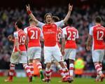 Arsenal 2–0 Everton: Pháo thủ giành lại hạng 3 từ tay Man Utd