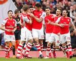 Arsenal 4-1 Liverpool:  Hủy diệt The Kop, Pháo thủ tạm chiếm ngôi nhì bảng