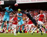 Arsenal 0-2 West Ham: Cơn địa chấn đầu tiên