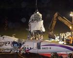 Số người chết trong vụ tai nạn máy bay Đài Loan tăng lên 35