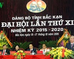 Đại hội đại biểu Đảng bộ tỉnh Bắc Kạn