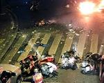 Thái Lan xảy ra vụ nổ lớn ở trung tâm Bangkok