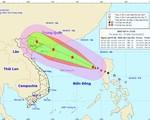 Đêm nay (4/10), bão số 4 gây mưa ở các tỉnh Đông Bắc Bộ