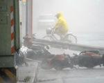 Bão Soudelor đổ bộ vào Đài Loan (Trung Quốc), 6 người thiệt mạng