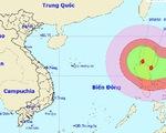 Siêu bão Koppo có thể vào Biển Đông