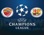 Lịch trực tiếp Champions League 2015/16 rạng sáng 17/9