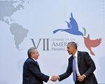 Mỹ, Cuba khôi phục quan hệ ngoại giao - Bước đi lịch sử