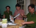 TP.HCM: Bắt quả tang cơ sở chuyên sản xuất chất tạo nạc