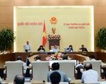Bế mạc phiên họp thứ 41 Ủy ban Thường vụ Quốc hội