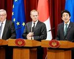 Nhật Bản - EU quan ngại về căng thẳng Biển Đông