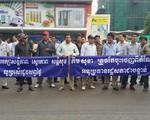 Người dân Campuchia biểu tình đòi cách chức ông Kem Sokha