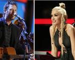 Blake Shelton tình tứ hát tặng Gwen Stefani ở The Voice?