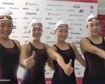ĐT bơi nghệ thuật quyết tâm giành huy chương tại SEA Games 28