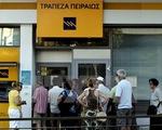 ECB bơm thêm 900 triệu Euro tín dụng ELA cho Hy Lạp