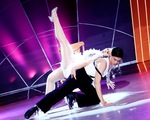 Bước nhảy ngàn cân: Diễn viên trăm ký Minh Thảo gợi cảm bên bạn nhảy