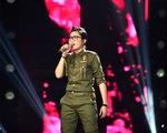 Giọng hát Việt: Vicky Nhung rap cực chất chinh phục khán giả