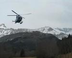 Cảnh sát Pháp đã tiếp cận thành công hiện trường vụ rơi máy bay