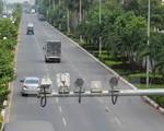 Sẽ lắp các camera phạt nguội xe vi phạm trên nhiều tuyến Quốc lộ