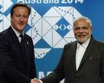 Thủ tướng Ấn Độ thăm chính thức Vương quốc Anh