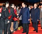 Thủ tướng Nguyễn Tấn Dũng thăm và làm việc tại Bỉ và Liên minh châu Âu