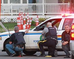 Canada phá âm mưu xả súng tại nơi công cộng