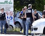 Pháp: Tấn công khủng bố kinh hoàng tại nhà máy khí đốt