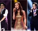 Điểm mặt top 12 của Giọng hát Việt 2015