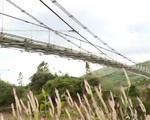 Diện mạo nông thôn mới đổi thay từ khi có cầu treo