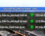 Hà Nội: Nhiều sai phạm trong xây dựng cầu vượt