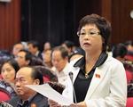 Hà Nội tạm đình chỉ nhiệm vụ đại biểu HĐND Châu Thị Thu Nga