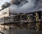 Nga: 13 người thiệt mạng trong vụ cháy chợ Kazan