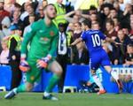 Hazard dứt điểm khéo hạ gục De Gea mở tỉ số cho Chelsea