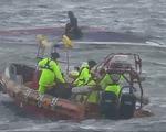 Hàn Quốc: Lật thuyền, ít nhất 8 người thiệt mạng