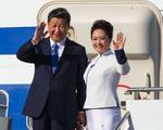 Chủ tịch Trung Quốc bắt đầu chuyến thăm cấp nhà nước đầu tiên tới Mỹ