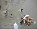 Lũ lụt nghiêm trọng trên diện rộng tại Trung Quốc