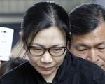 Cựu Giám đốc Korean Air được ra tù sớm