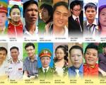 28/3, trao giải 10 gương mặt trẻ Việt Nam tiêu biểu 2014